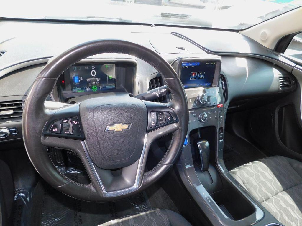 2014 Chevrolet Volt Chevrolet Volt Voltec Electric Hybrid - 18196160 - 8