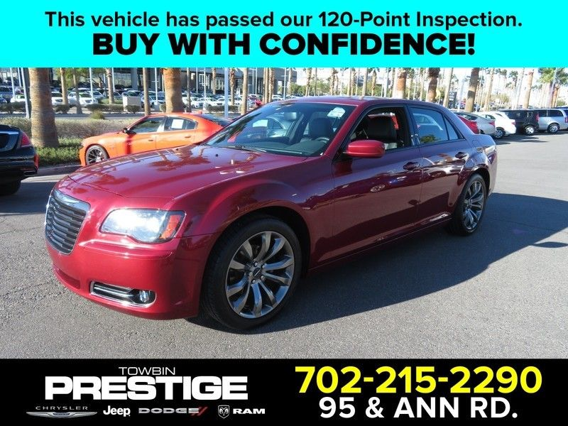 2014 Chrysler 300 4dr Sedan 300S RWD - 17135577 - 0