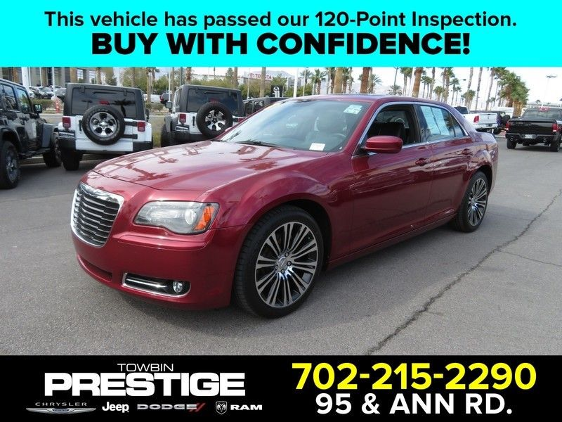 2014 Chrysler 300 4dr Sedan 300S RWD - 17239389 - 0