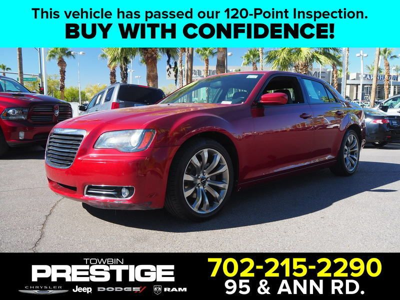 2014 Chrysler 300 4dr Sedan 300S RWD - 17987221 - 0