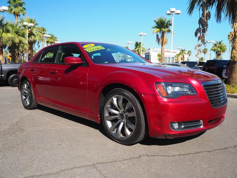 2014 Chrysler 300 4dr Sedan 300S RWD - 17987221 - 2
