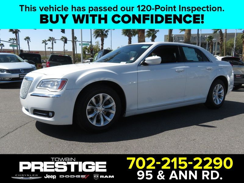 2014 Chrysler 300 Base Trim - 17454767 - 0