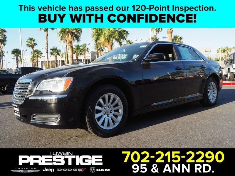 2014 Chrysler 300 Base Trim - 17749415 - 0