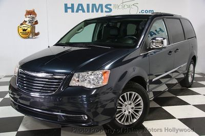 2014 Chrysler Town