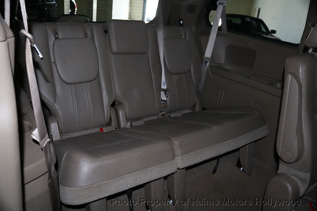 2014 Chrysler Town & Country 4dr Wagon Touring - 17667683 - 15