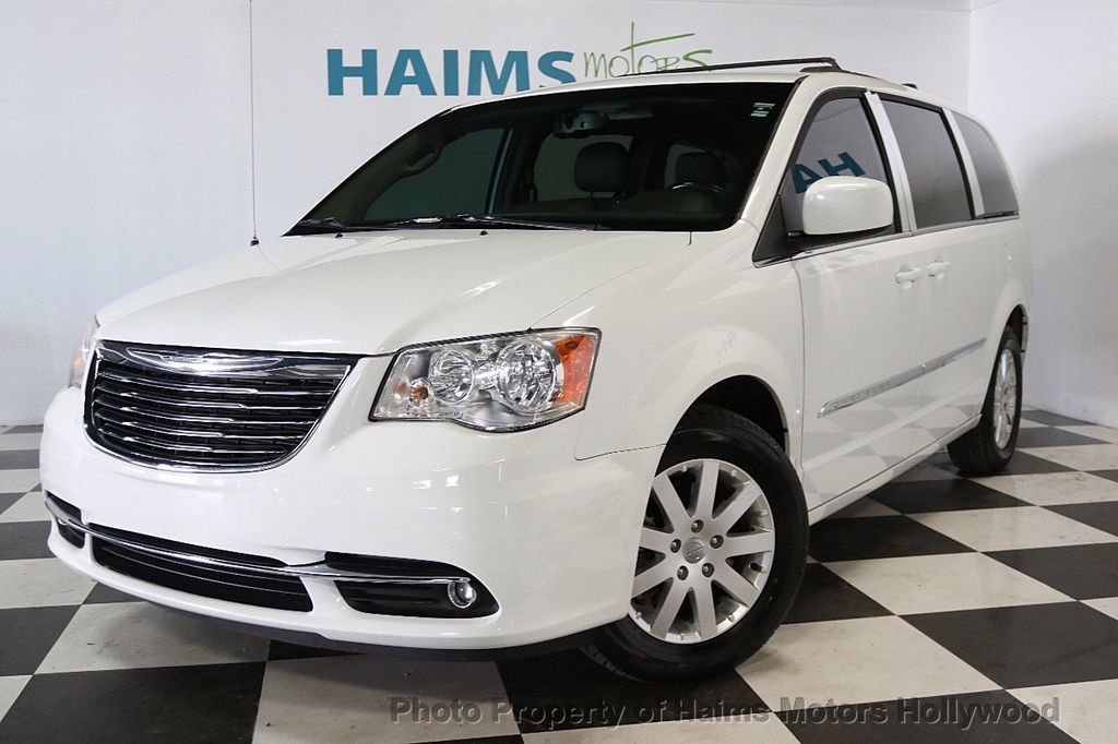 2014 Chrysler Town & Country 4dr Wagon Touring - 17667683 - 1