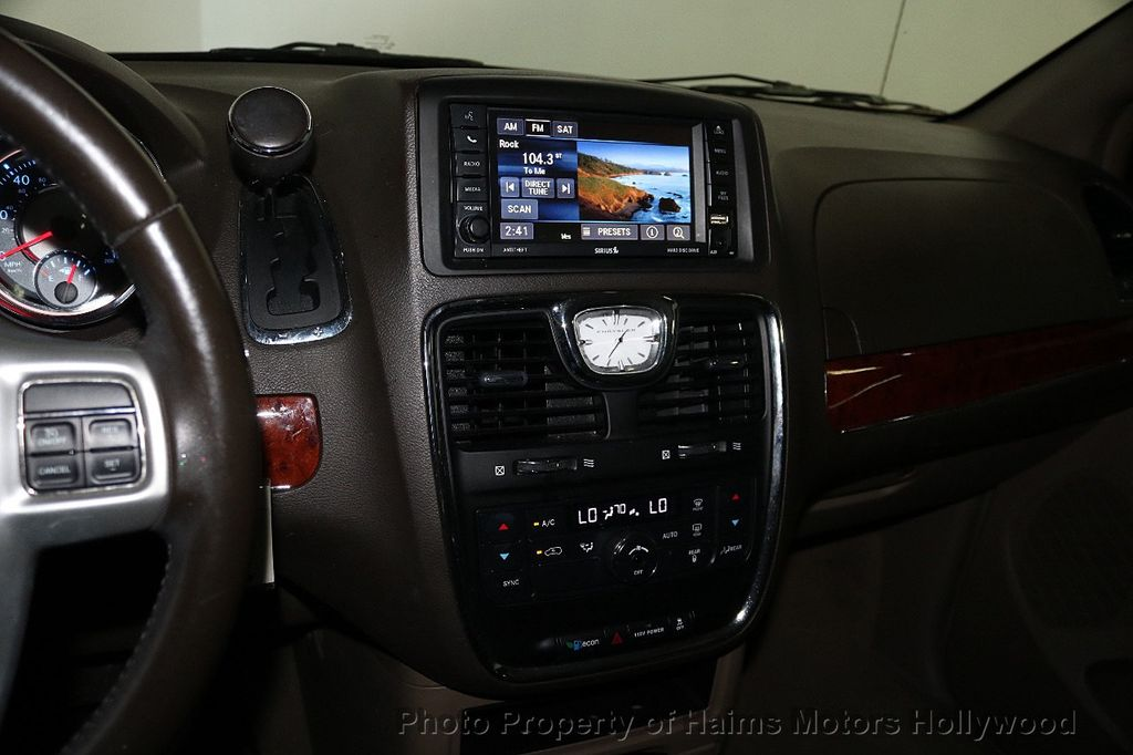 2014 Chrysler Town & Country 4dr Wagon Touring - 17667683 - 21