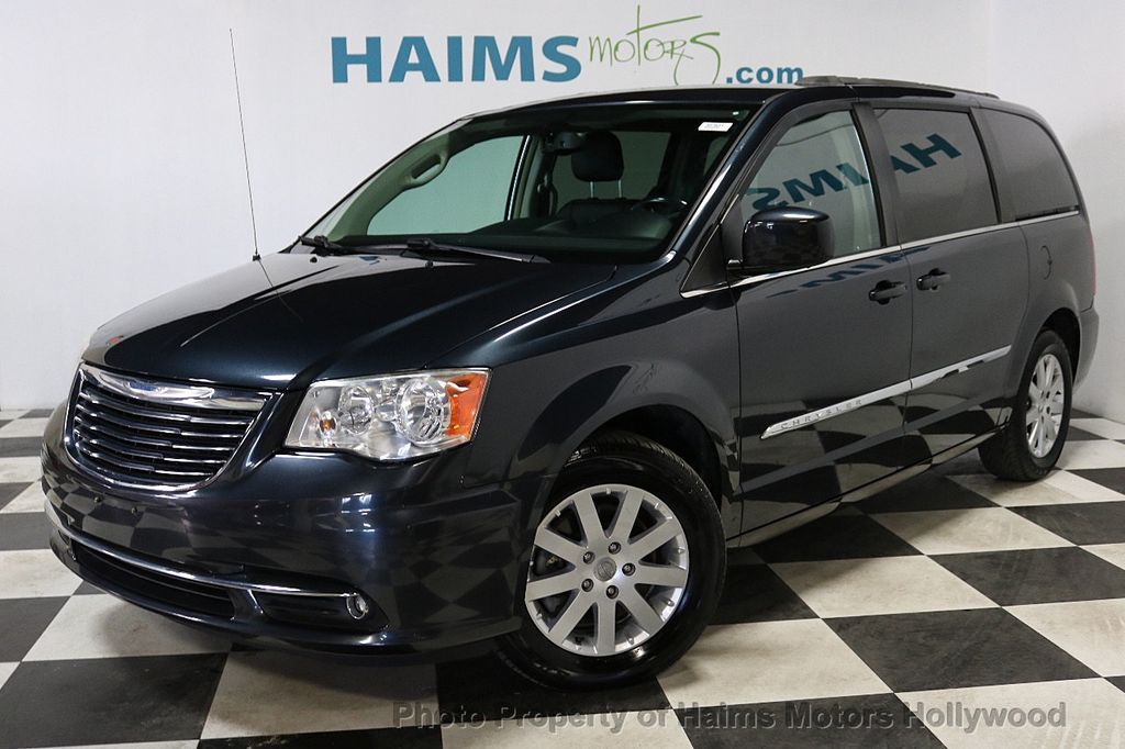 2014 Chrysler Town & Country 4dr Wagon Touring - 18596623 - 1