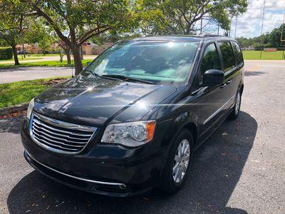 2014 Chrysler Town & Country 4dr Wagon Touring Van