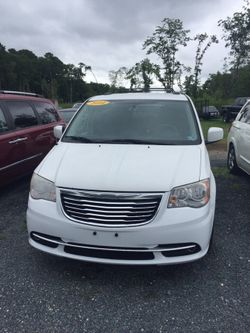 2014 Chrysler Town & Country - 2C4RC1BG4ER131802
