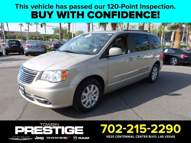 2014 Chrysler Town & Country 4dr Wagon Touring - 16771714 - 0