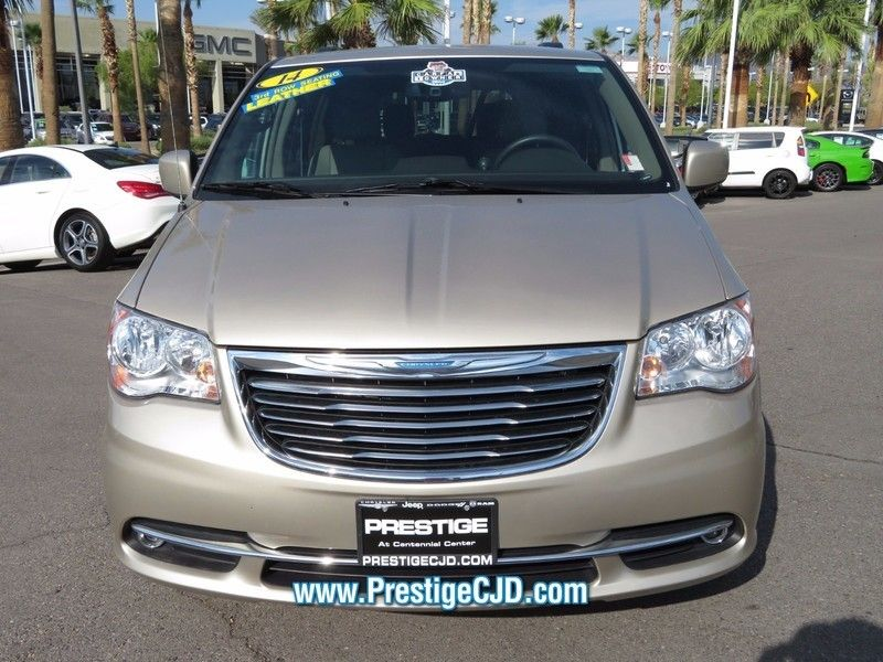2014 Chrysler Town & Country 4dr Wagon Touring - 16771714 - 1
