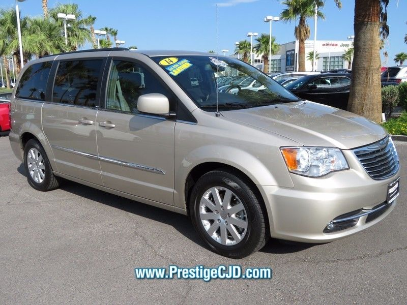 2014 Chrysler Town & Country 4dr Wagon Touring - 16771714 - 2