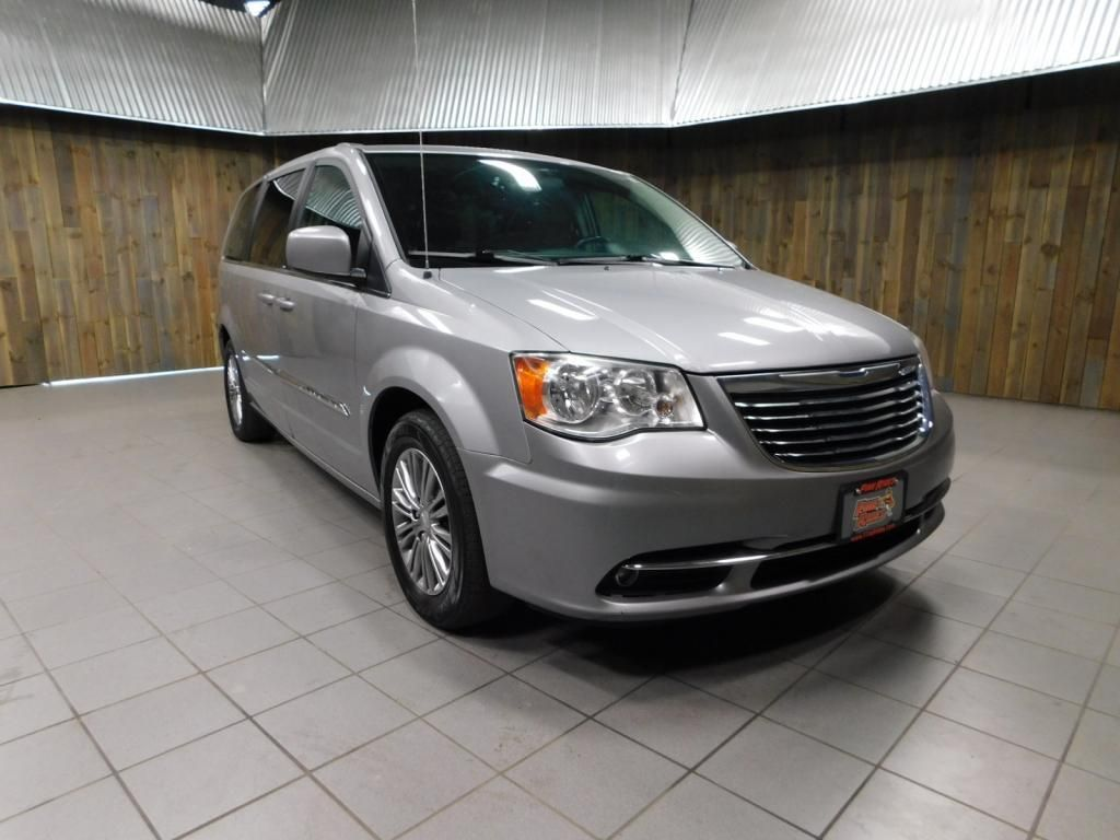 2014 Chrysler Town & Country Touring L LEATHER - DUAL POWER SLIDERS - NICE! - 17758720 - 1