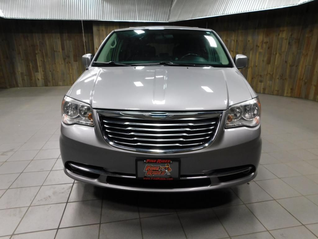 2014 Chrysler Town & Country Touring-L LEATHER - DUAL POWER SLIDERS - NICE! - 17758720 - 2