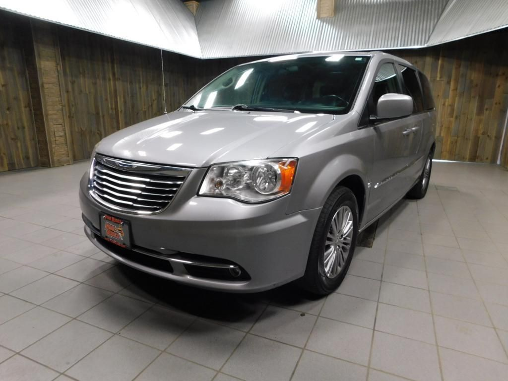2014 Chrysler Town & Country Touring L LEATHER - DUAL POWER SLIDERS - NICE! - 17758720 - 3