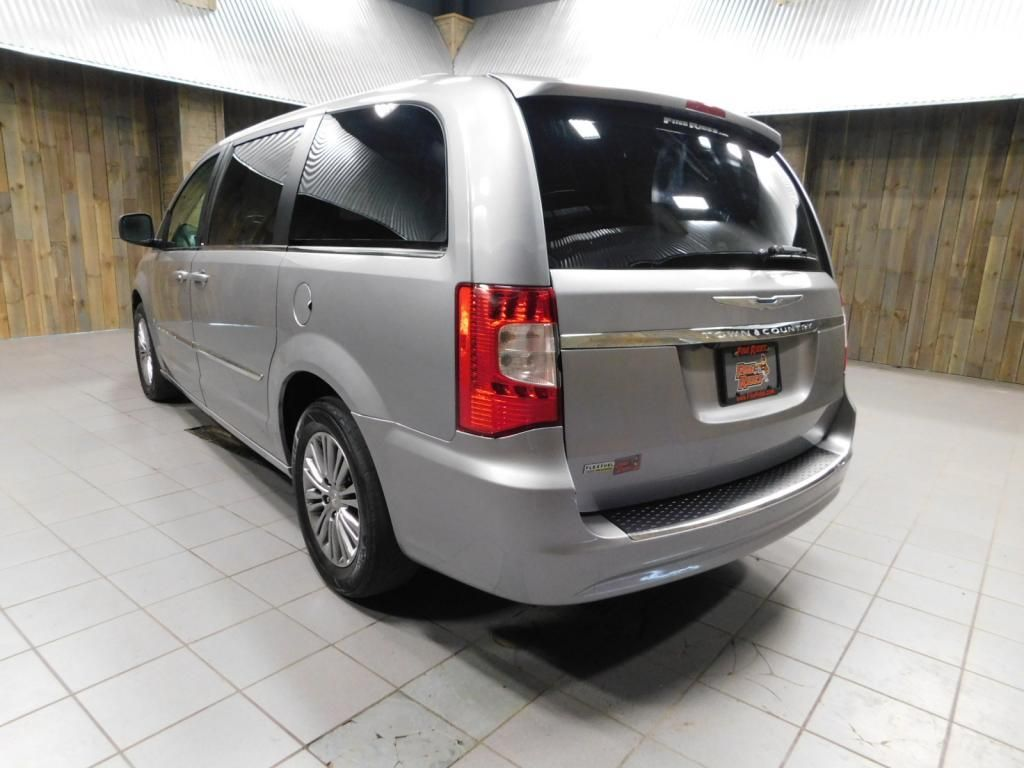 2014 Chrysler Town & Country Touring L LEATHER - DUAL POWER SLIDERS - NICE! - 17758720 - 5