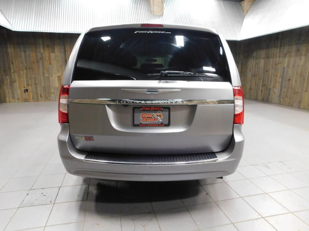 2014 Chrysler Town & Country Touring L LEATHER - DUAL POWER SLIDERS - NICE! - 17758720 - 6