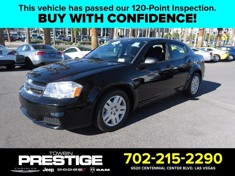 2014 Dodge Avenger 4dr Sedan SE - 16822498 - 0