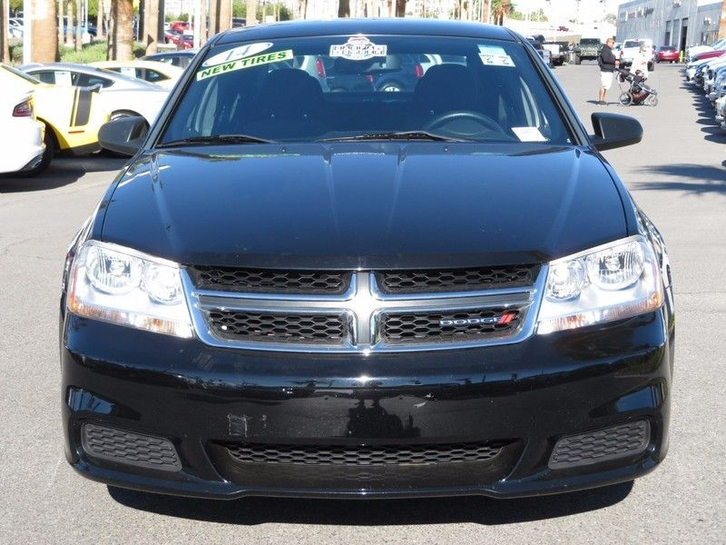 2014 Dodge Avenger 4dr Sedan SE - 16822498 - 1