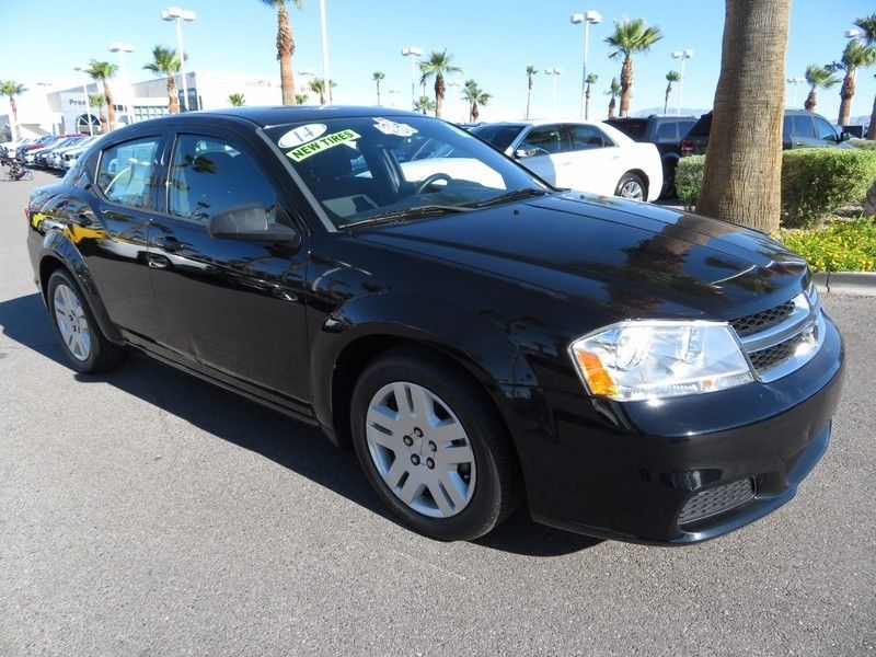 2014 Dodge Avenger 4dr Sedan SE - 16822498 - 2