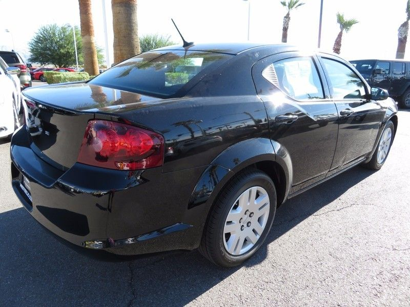2014 Dodge Avenger 4dr Sedan SE - 16822498 - 4