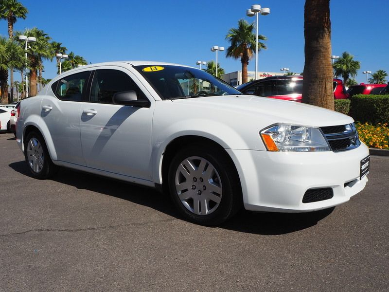 2014 Dodge Avenger 4dr Sedan SE - 17712727 - 2
