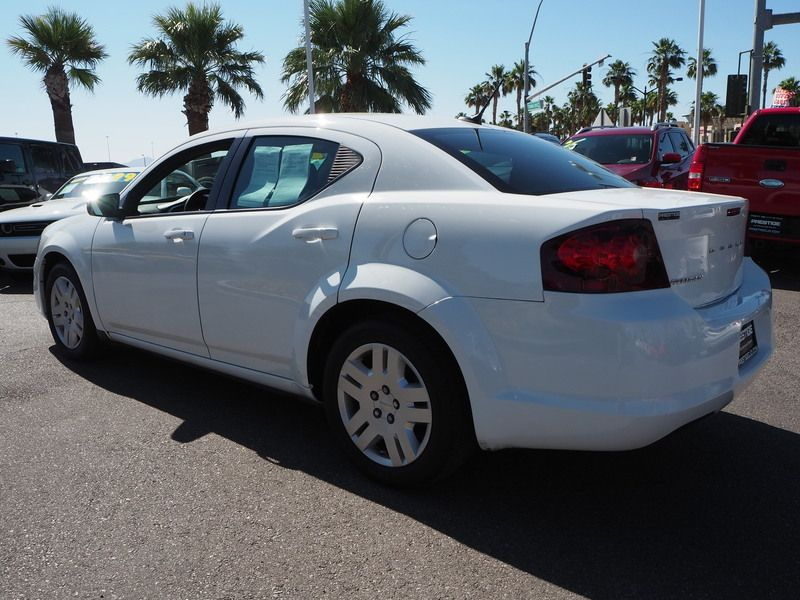 2014 Dodge Avenger 4dr Sedan SE - 17712727 - 8