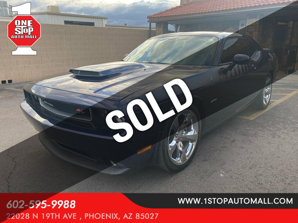 2014 Used Dodge Challenger 2014 Dodge Challenger V8 6 Speed Manual At One Stop Auto Mall Serving Phoenix Az Iid 19822546