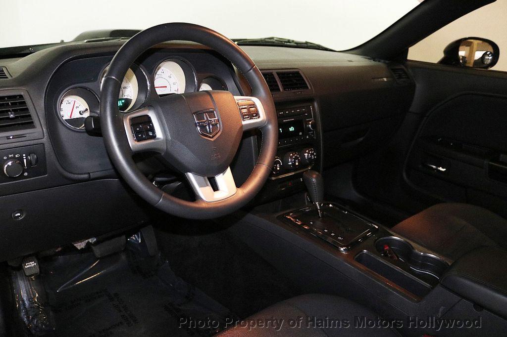 2014 Dodge Challenger 2dr Coupe SXT - 18712610 - 14
