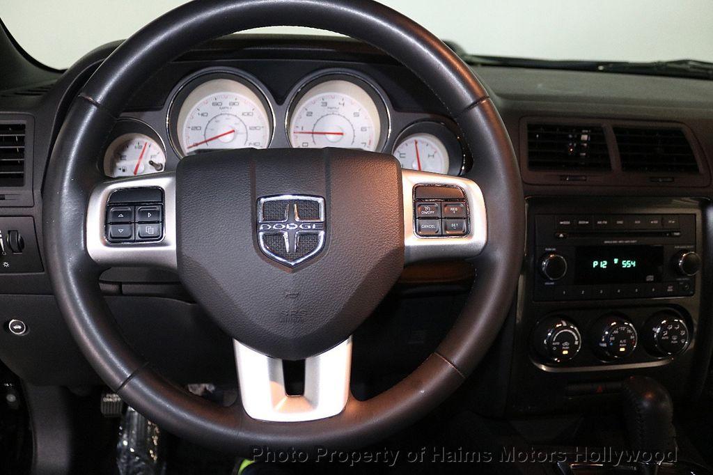 2014 Dodge Challenger 2dr Coupe SXT - 18712610 - 22