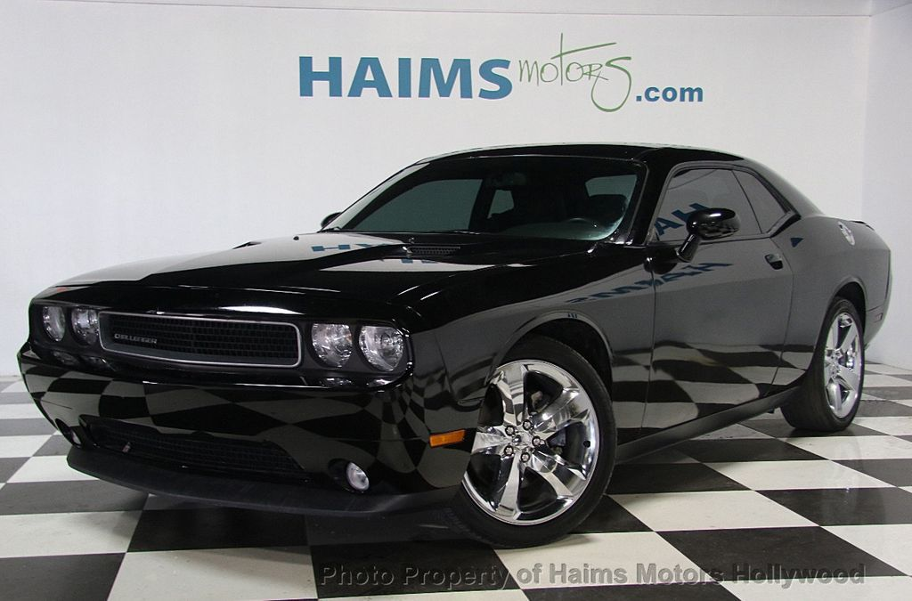 2014 Dodge Challenger 2dr Coupe SXT Plus - 16730432 - 0