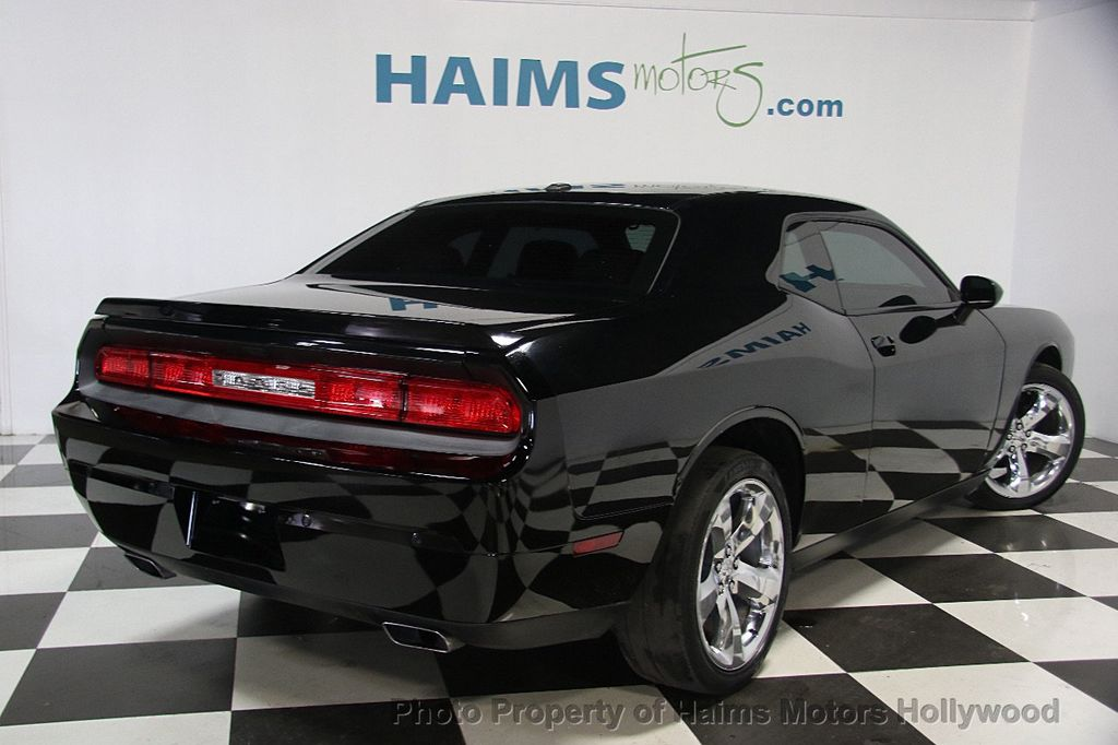 2014 Used Dodge Challenger 2dr Coupe Sxt Plus At Haims
