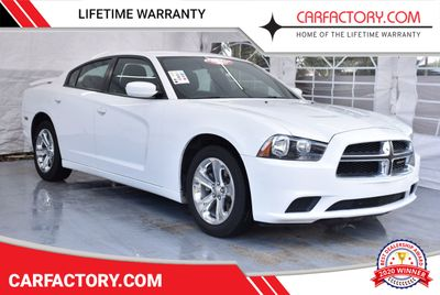 2014 Dodge Charger 4dr Sedan SE RWD