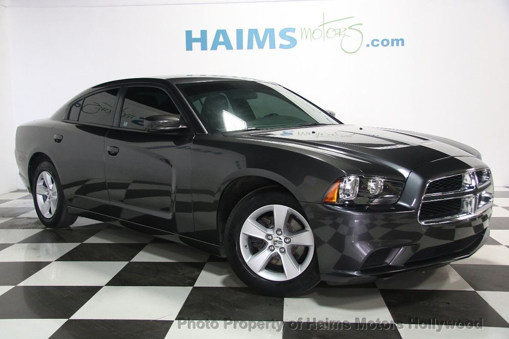 2014 Dodge Charger 4dr Sedan SE RWD - 16121512 - 2