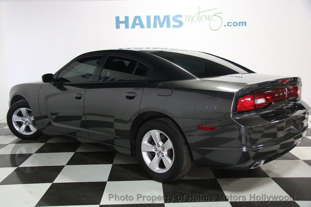 2014 Dodge Charger 4dr Sedan SE RWD - 16121512 - 3