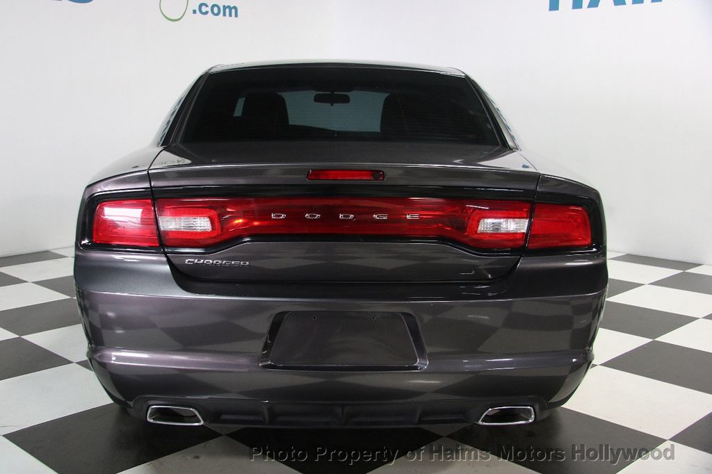 2014 Dodge Charger 4dr Sedan SE RWD - 16121512 - 4