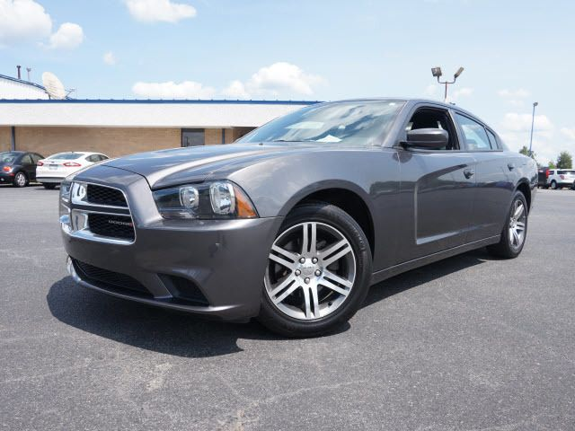 2014 Dodge Charger 4dr Sedan SE RWD - 13798275 - 0