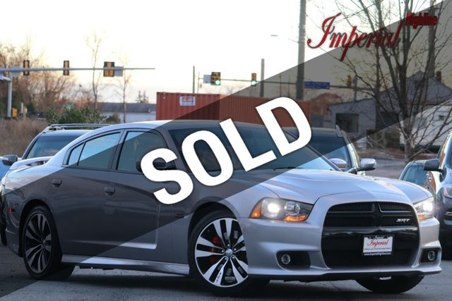 2014 Used Dodge Charger 4dr Sedan SRT8 RWD at Imperial