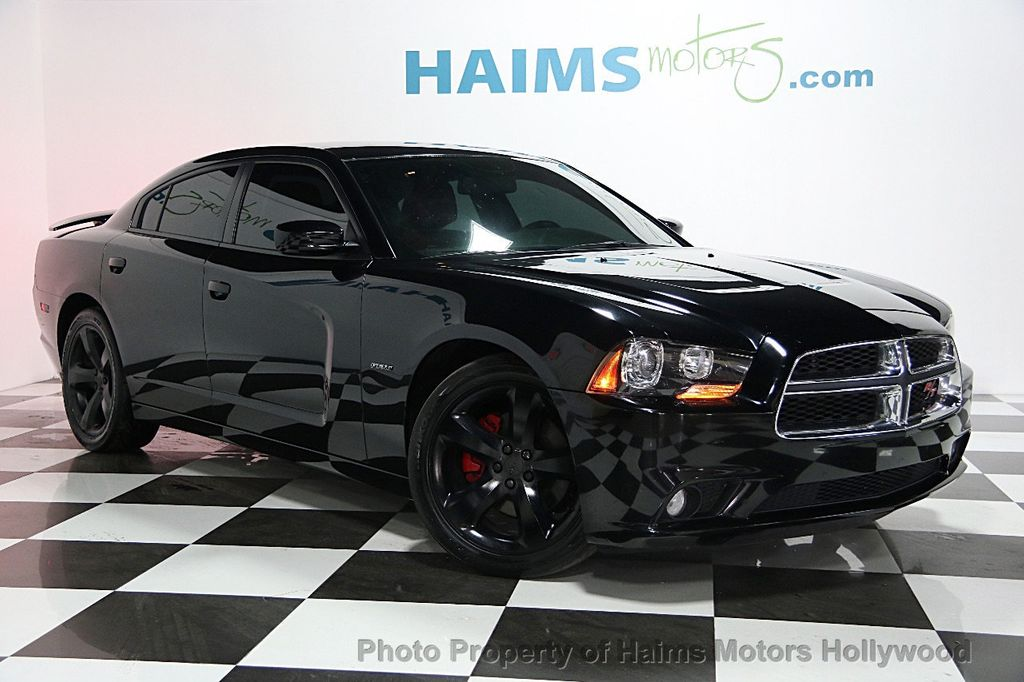 2014 Used Dodge Charger R T At Haims Motors Serving Fort Lauderdale