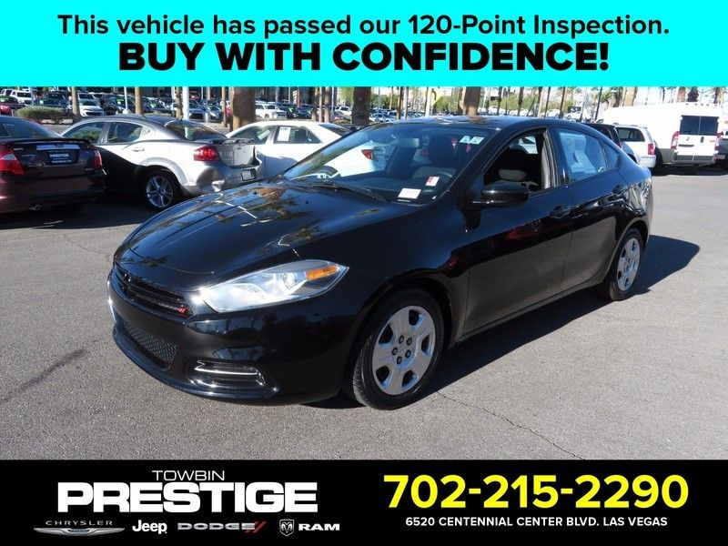 2014 Dodge Dart 4dr Sedan SE - 17002663 - 0