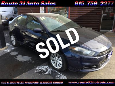 2014 Dodge Dart 4dr Sedan SXT - Click to see full-size photo viewer