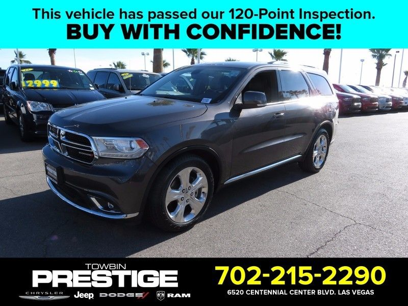 2014 Dodge Durango 2WD 4dr Limited - 17002655 - 0