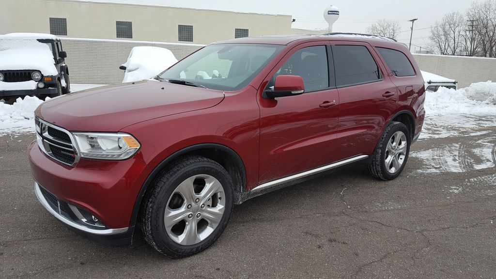 2014 Dodge Durango AWD 4dr Limited - 15818511 - 0