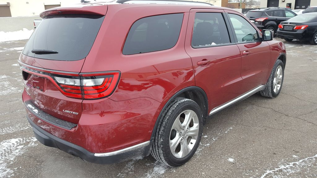 2014 Dodge Durango AWD 4dr Limited - 15818511 - 1