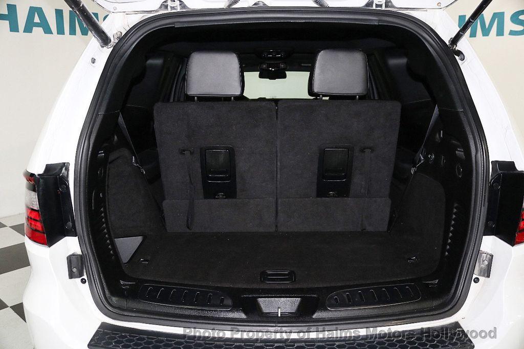 2014 Dodge Durango AWD 4dr R/T - 17662941 - 9