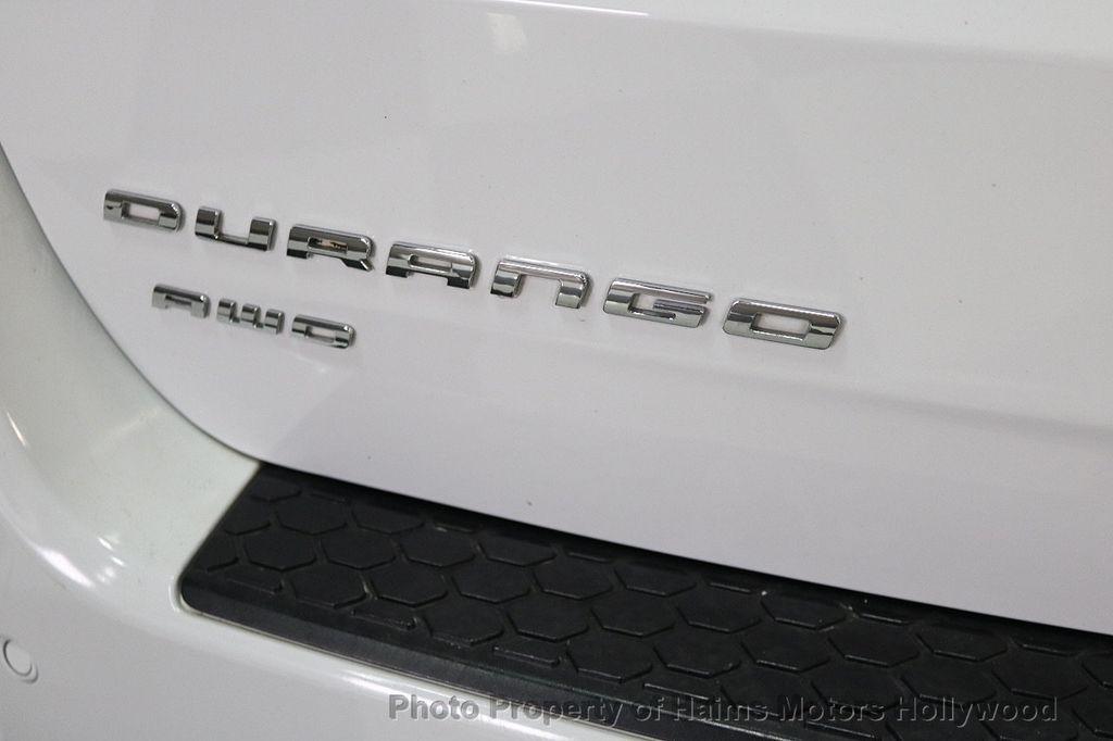 2014 Dodge Durango AWD 4dr R/T - 17662941 - 8