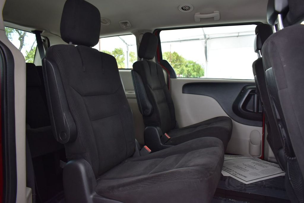 2014 Dodge Grand Caravan SXT - 18497651 - 17