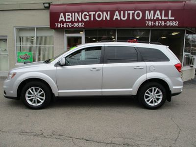 2014 Dodge Journey AWD 4dr SXT SUV