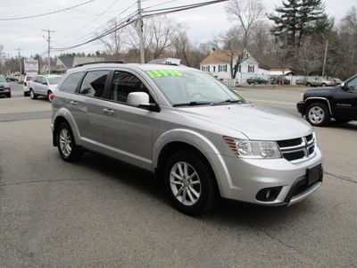 2014 Dodge Journey AWD 4dr SXT - Click to see full-size photo viewer